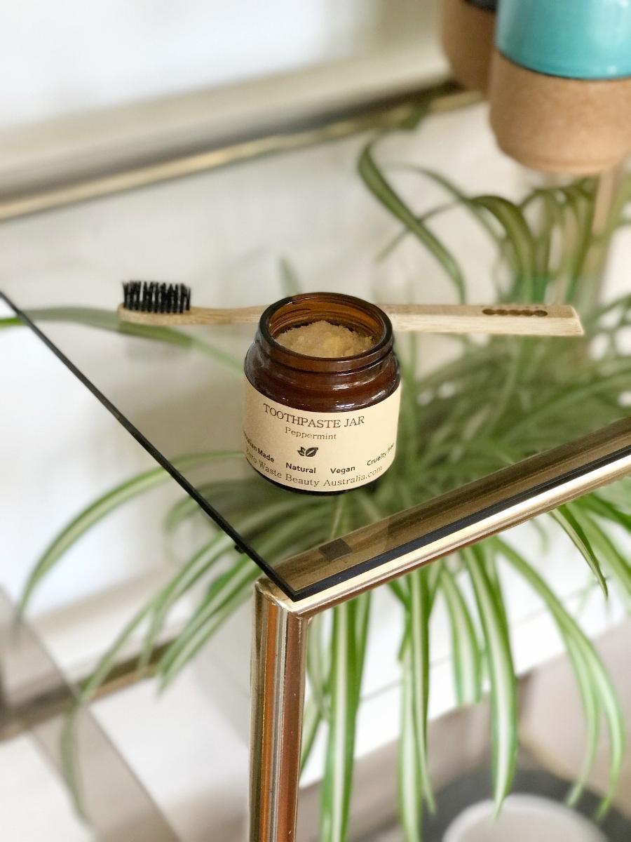 dentifrice solide zéro déchet dents plantes savon de marseille